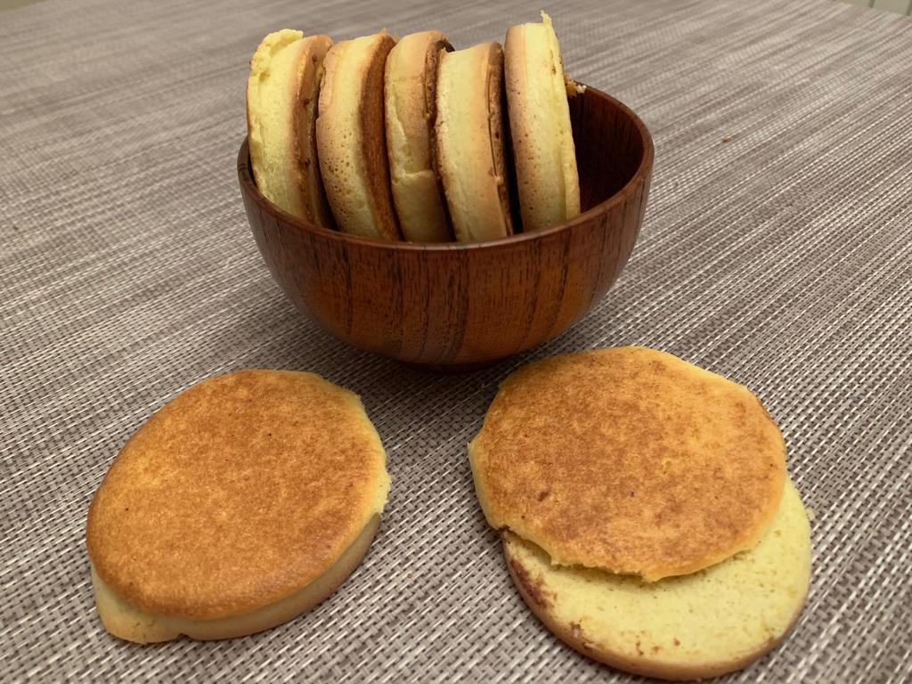 pancake tagliato