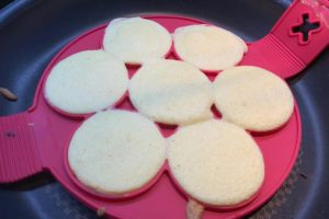 pancake veloci-cottura