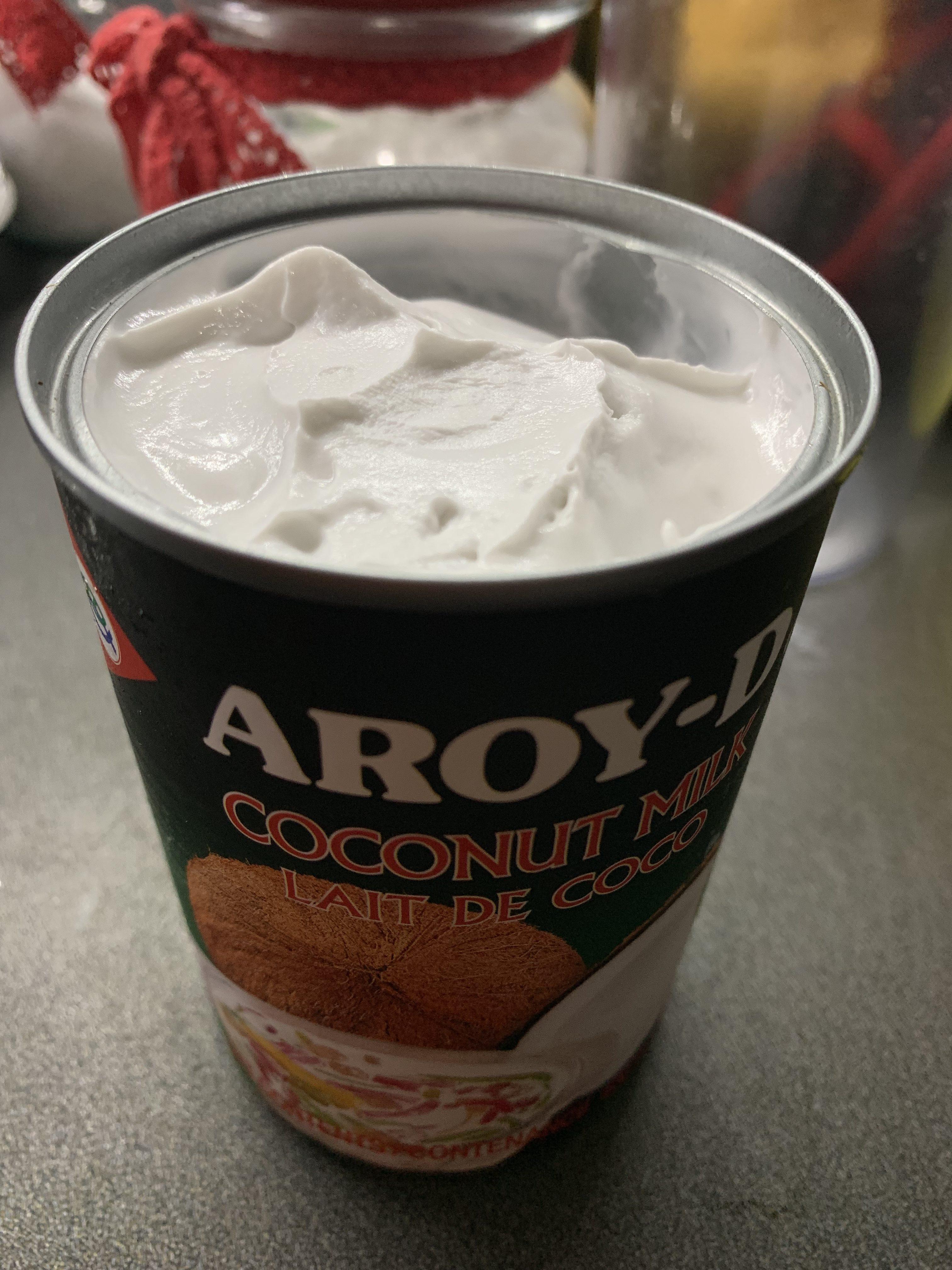 latte di cocco aroy-d