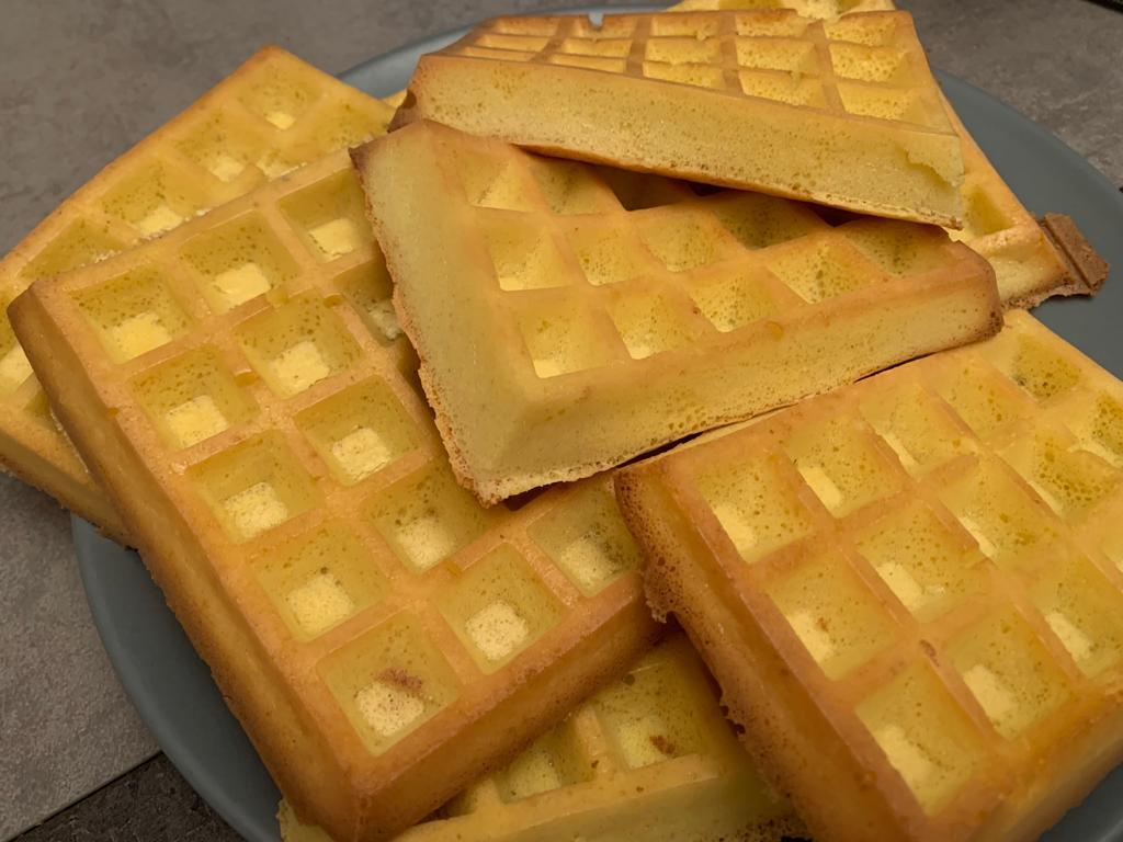 waffle paleo chetogenica zoom