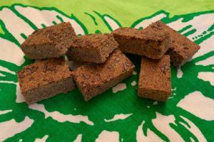 biscotti paleo chufa e castagne