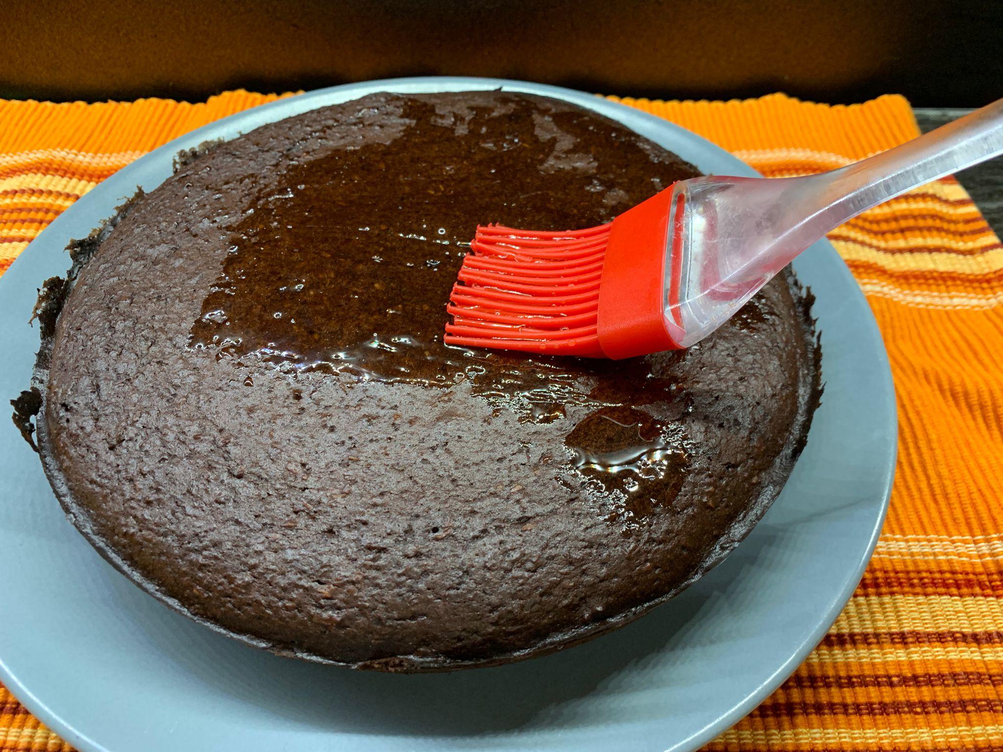 Torta paleo