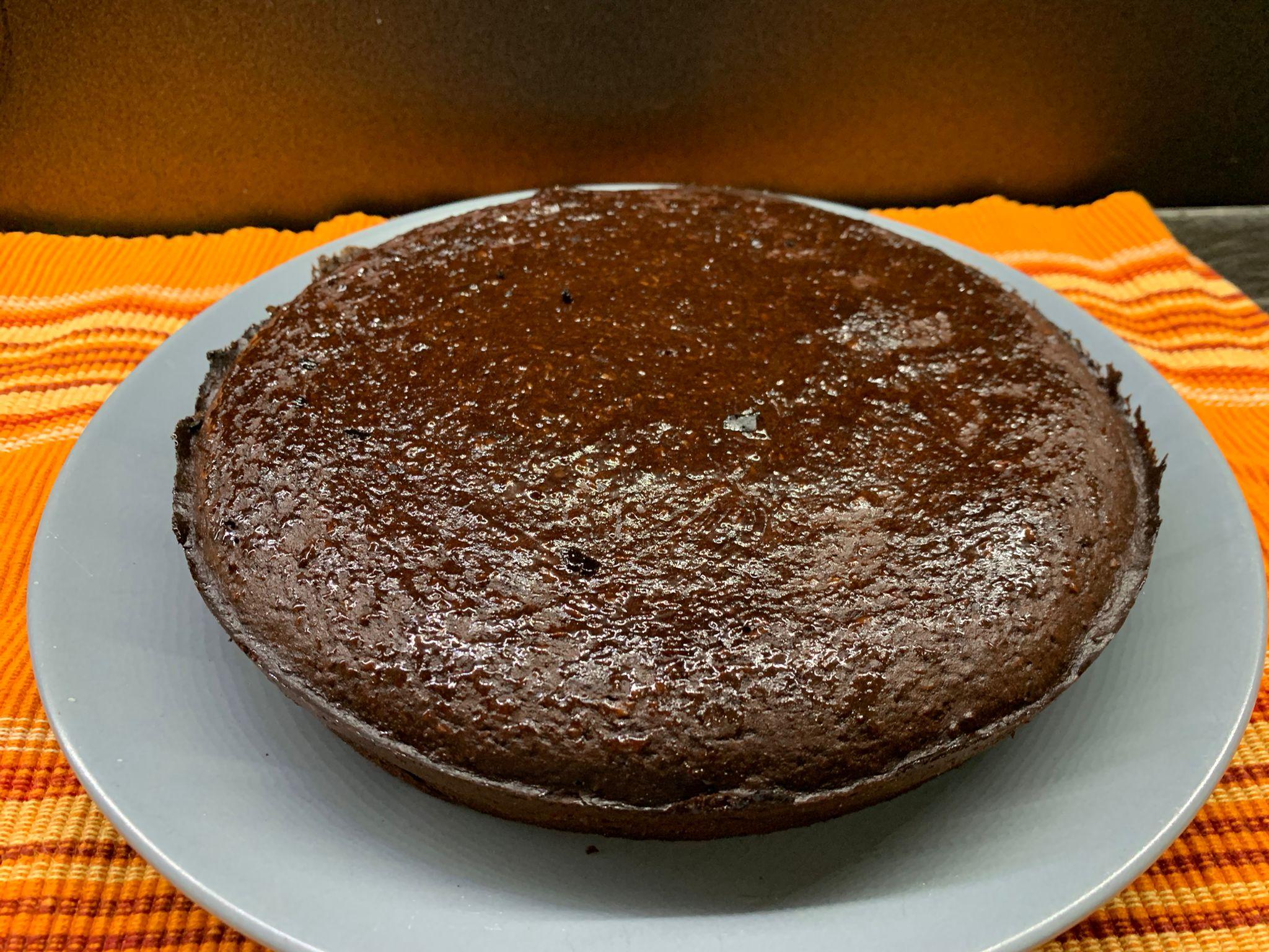 Torta cocco e cacao paleo