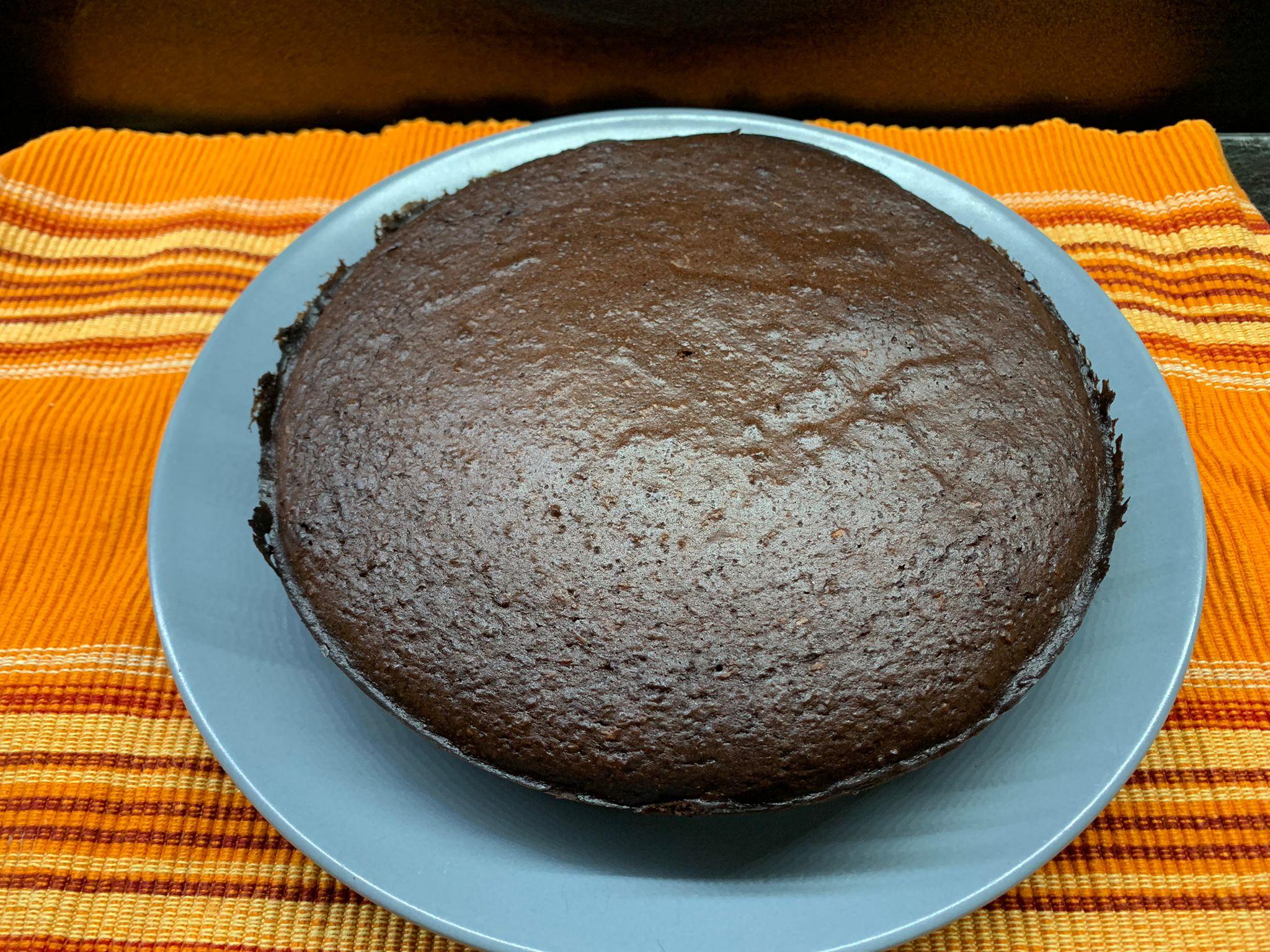 Torta cocco e cacao chetogenica