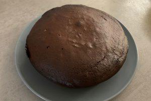 torta chetogenica al cioccolato